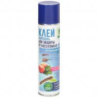 Клей аэрозоль для защиты от насекомых вредителей