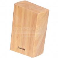 Подставка для ножей Daniks Лавиано YW ST021,