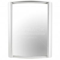 Зеркало для ванной комнаты прямоугольное Berossi Bordo