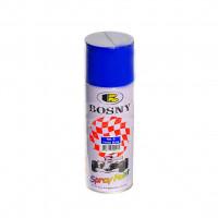 Краска аэрозольная Bosny королевский синий, 400