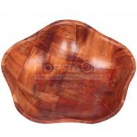 Сухарница деревянная Y6 2617 I.K, 19.5х4.5 см