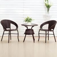 Мебель садовая Bistro Wicker (стол, кресло