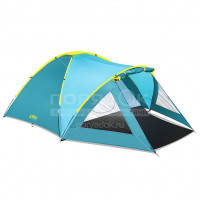 Палатка 3 местная Bestway Activemount 68090, (210+140)х240х130
