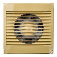 Вентилятор вытяжной Event 100С без выключателя бежевый,