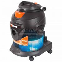 Строительный пылесос Bort BSS 1415 Aqua,
