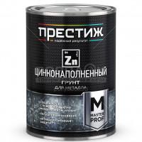 Грунтовка Престиж антикоррозионная цинконаполненная серая, 25 кг