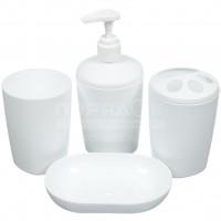 Набор для ванной Berossi Aqua, 4 предмета