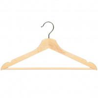 Вешалка для одежды Y3 708 I.K деревянная,