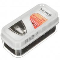 Губка для обуви черная Silver Professional PS1002