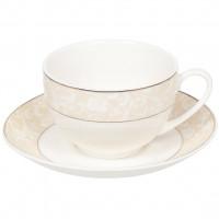 Сервиз чайный из керамики, 12 предметов, Бостон