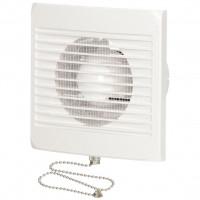 Вентилятор вытяжной Виенто 100СВ с выключателем,