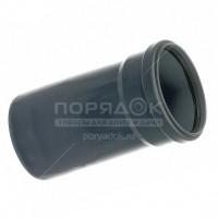 Канализационная труба МультиМирПласт, 2.7 мм, 110