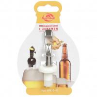 Пробка для бутылок с зажимом AN13 42