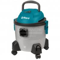 Строительный пылесос Bort BSS 1215 Aqua, 1.25