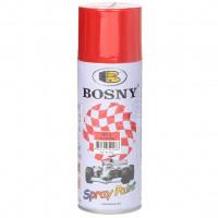 Краска аэрозольная Bosny красный, 400 г, №6