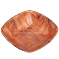 Сухарница деревянная Y6 2615 I.K, 25х7 см