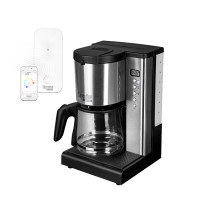 Умная кофеварка REDMOND M1519S+Центр умного дома REDMOND