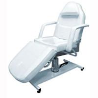 Косметологическое кресло на гидравлике с табуретом