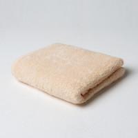 Полотенце махровое 50*90 см, шампань, 1