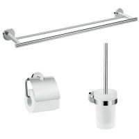 Комплект аксессуаров для ванной комнаты Hansgrohe