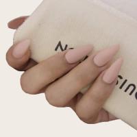 Остроконечные накладные ногти 24шт