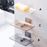 Прозрачный стеллаж для мыла 1шт