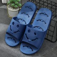 Мужские полые тапочки с открытым носком