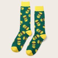 Мужские носки с графическим принтом 1 пара
