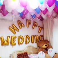 Свадебный декоративный баллон 1 набор