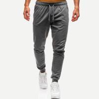 Простые брюки с басоном эластичным для мужчины