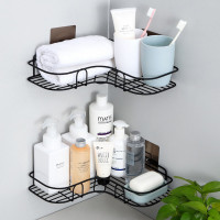 Настенный стеллаж для хранения в ванной 1шт