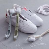 Случайного цвета щетка для обуви