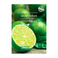 Тканевая маска Secret Nature Conditioning Lime Mask