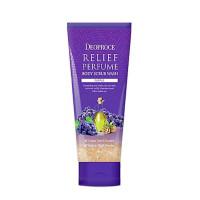 Скраб для тела Deoproce Relief Perfume Body