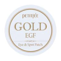 Патчи для глаз Petitfee Gold