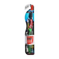 Зубная щётка DentalPro Black Ultra Slim Plus
