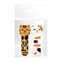 Набор пилок для ногтей Solomeya Tiger Nail
