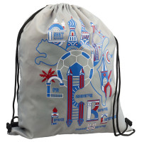 Мешок Puma Russia City Gym Sack 7539103