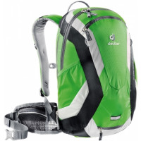 Велорюкзак Deuter Superbike 18 Exp Spring/black