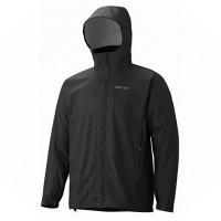 Ветровка Мужская Непромокаемая Мембранная Marmot Precip Jacket Black