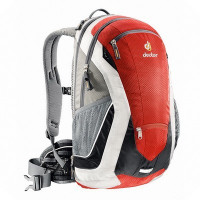 Велорюкзак Deuter Superbike 18 Exp Fire/white