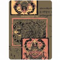 Бандана 4Fun Standard  Tibetian Trail Tibetian