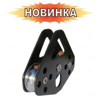 Блок Ролик Вертикаль Тандем Sturdy С Подшипником
