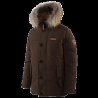 Куртка Пуховая Мужская Сивера Хорт 2.0 Трюфель