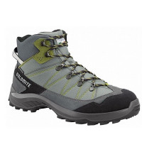 Треккинговые Ботинки Dolomite Tovel Wp Asphalt Grey/aloe