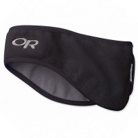 Повязка Outdoorresearch Wind Pro Ear Band Black