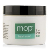 MOP Basil Mint Глина для Укладки Волос