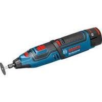 Гравер аккумуляторный Bosch GRO 12V 35