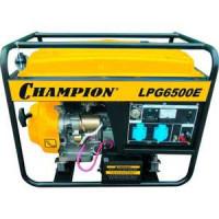Генератор бензиново газовый Champion LPG6500E