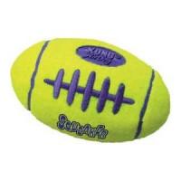 Игрушка KONG Air Squeaker Football Medium ''Регби''